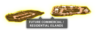 Future Commercial and Residential Islands