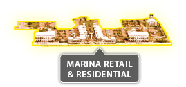 Marina Retail and Residential